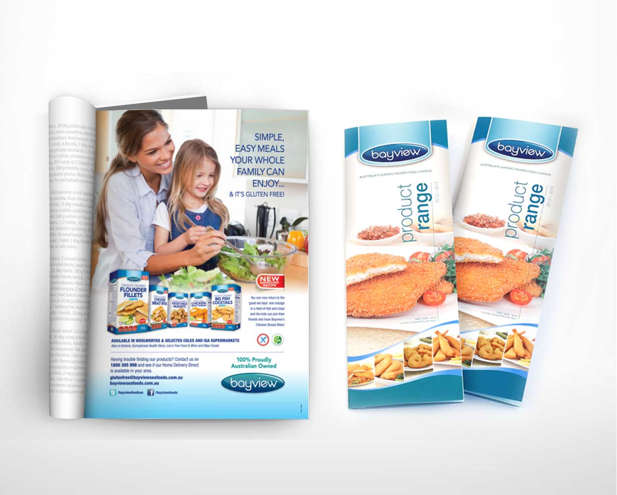 Bayview Packaging magazine ad