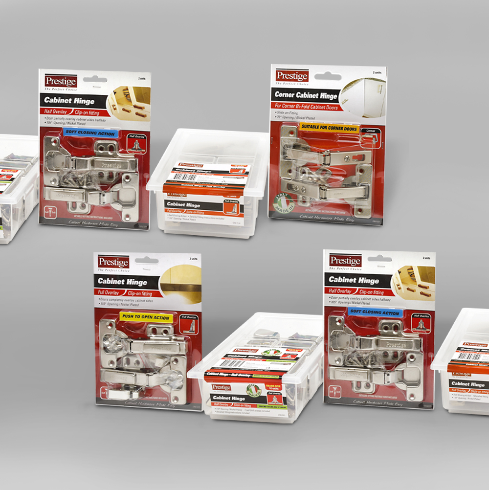 Mela-Creative Prestige box Packaging