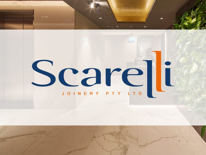 Scarelli Joinery