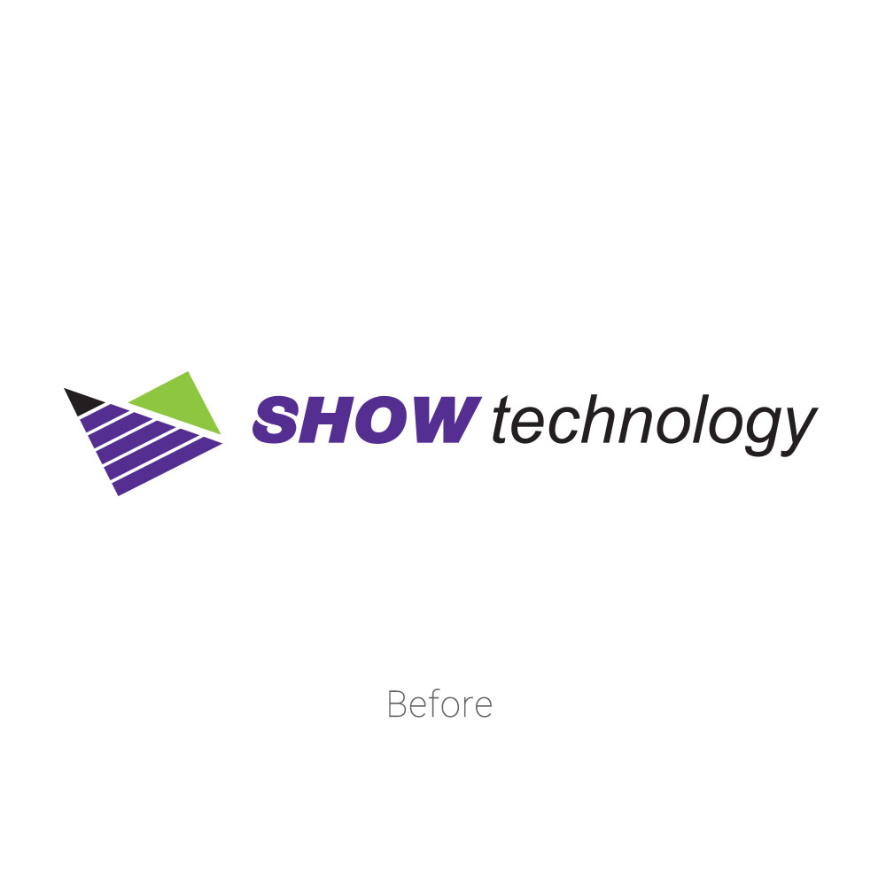 Mela-Creative Show Technology Branding Old Logo