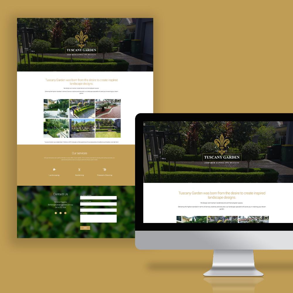 Mela-Creative Tusany Garden