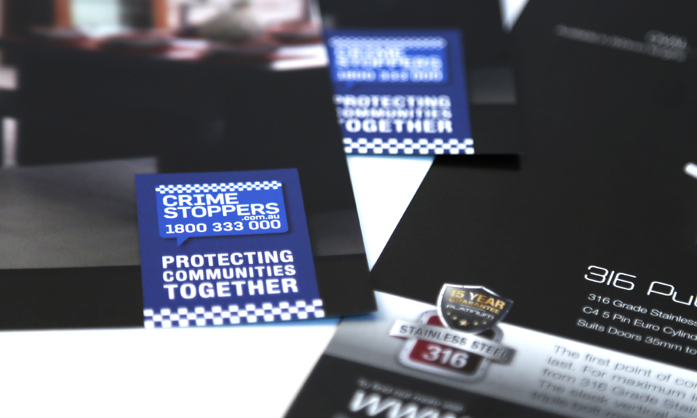 Lane Security partners with Crime Stoppers