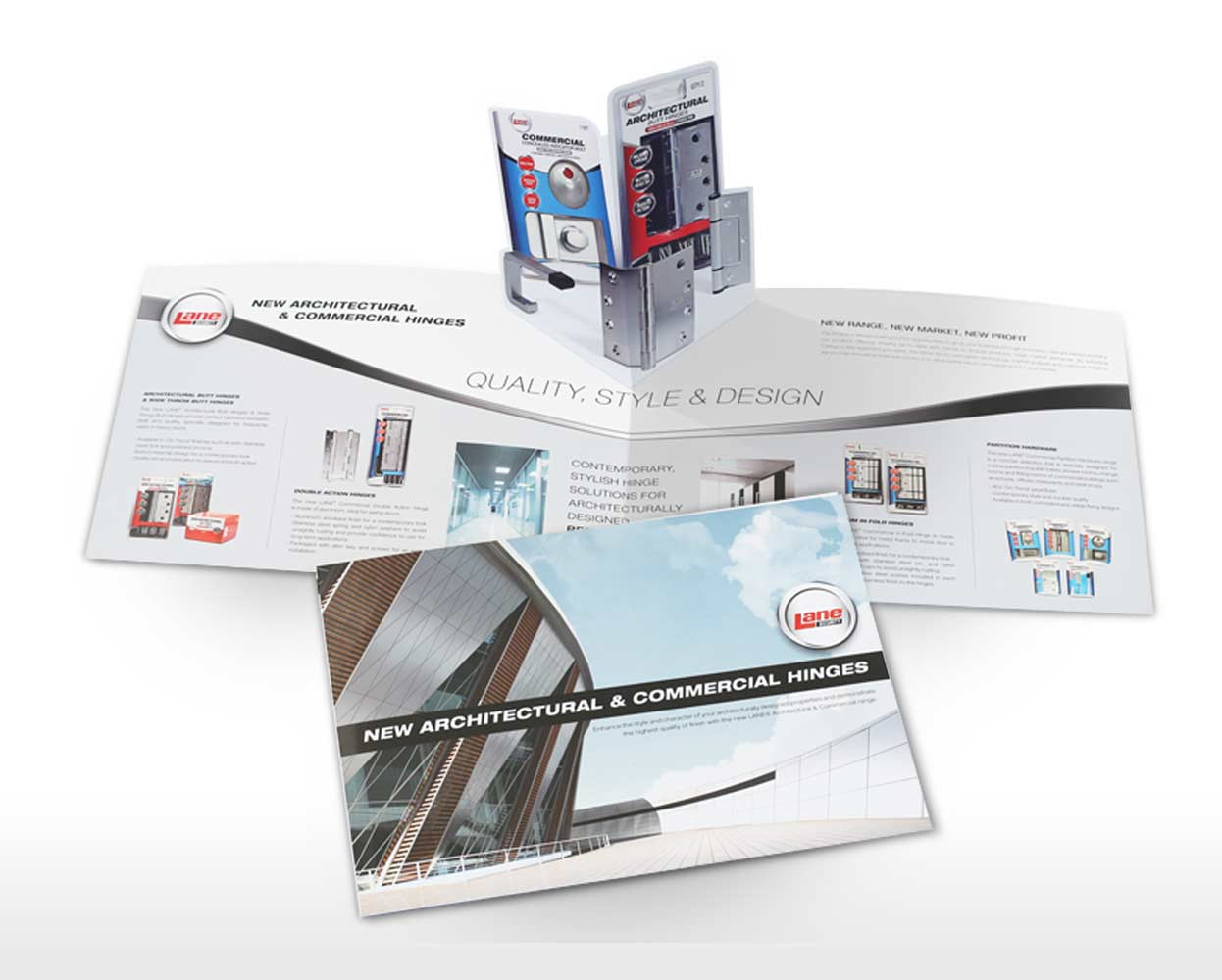 Lane packaging sales brochure