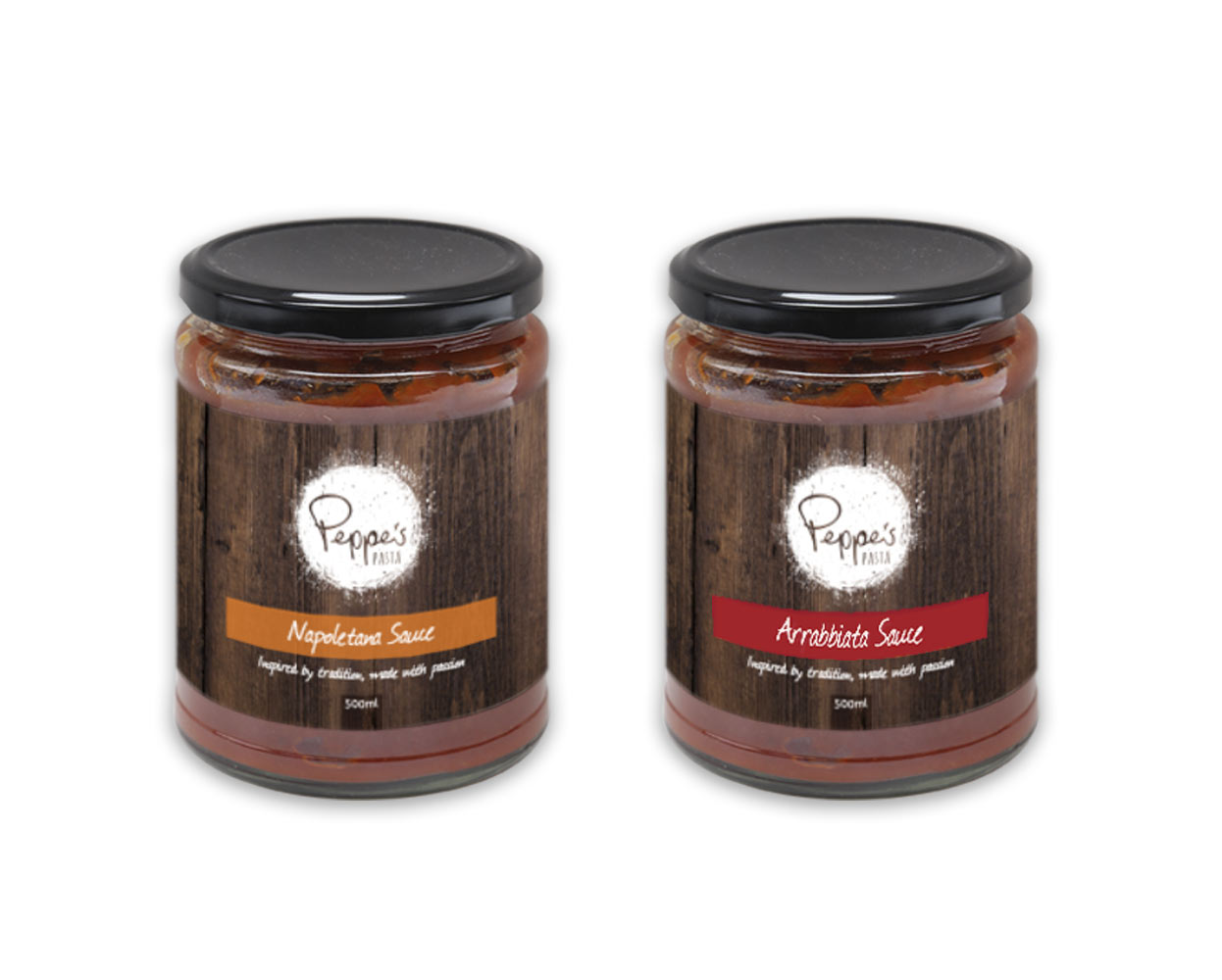 Peppes_Pasta_Branding_Packaging_Sauce_Jar