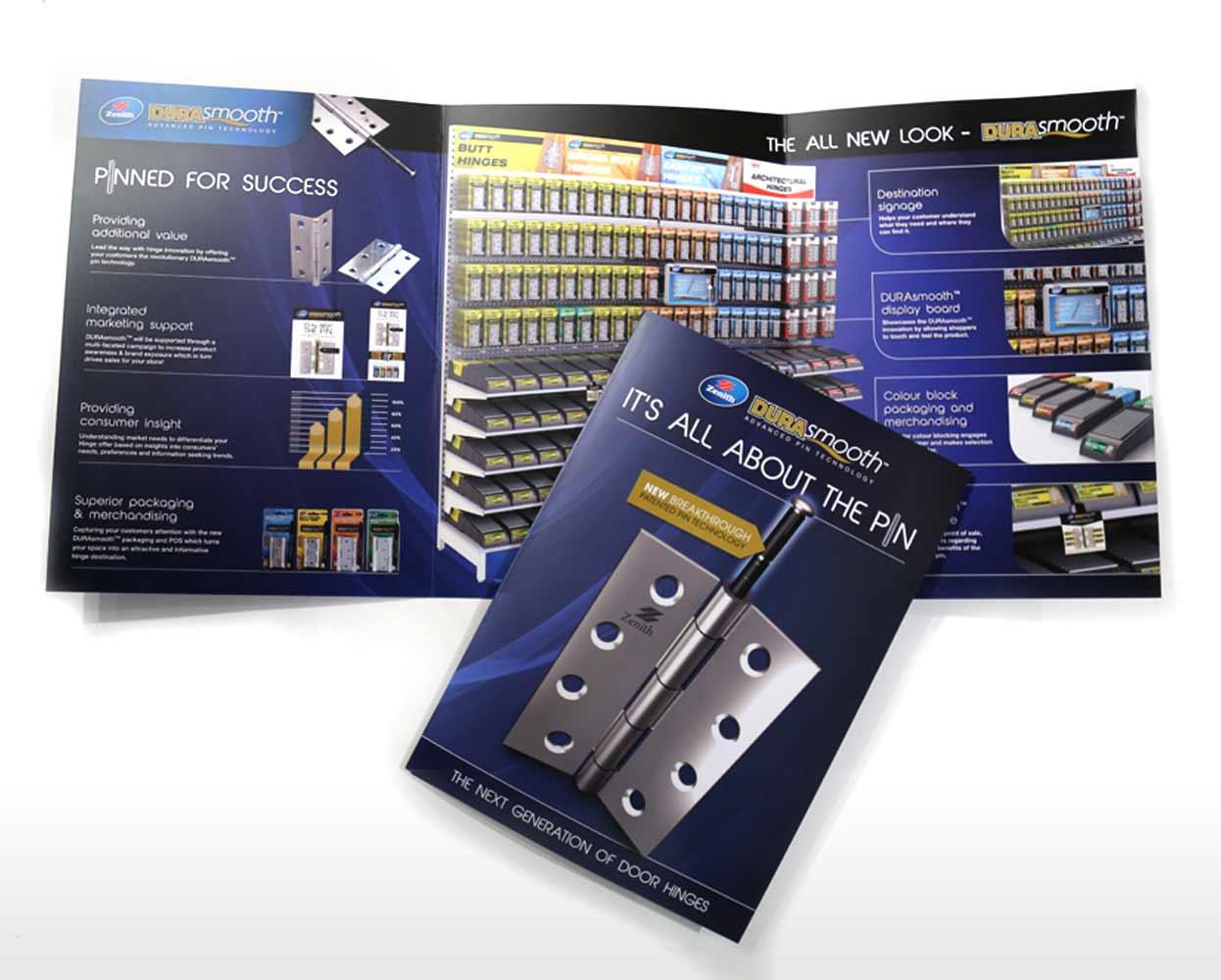 Zenith Durasmooth Packaging Brochure