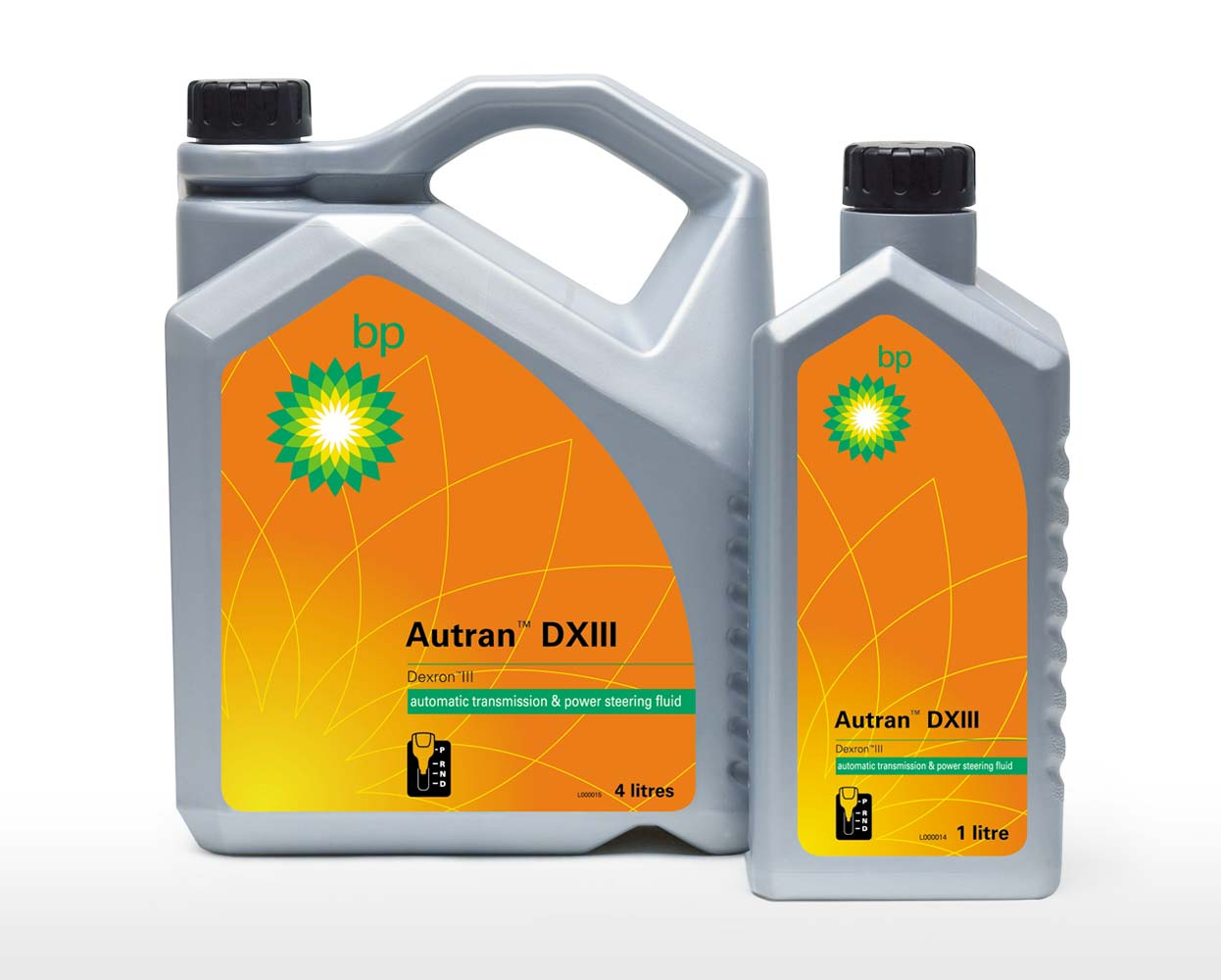 BP Packaging Autran DXIII Engine Oil