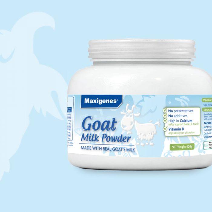 Maxigenes Goat Milk Powder