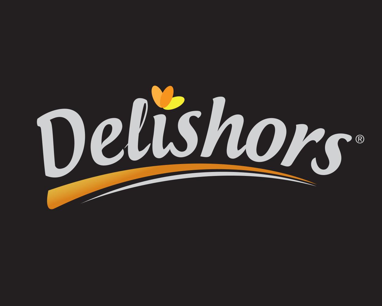 Mela Creative Delishors Packaging Tasmanian Leatherwood Honey Logo