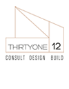 Thirtyone 12 Branding Architectural Design Mela Creative Logo