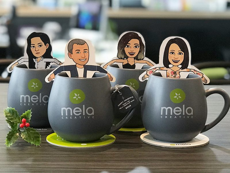 Mela Creative Self-promotion