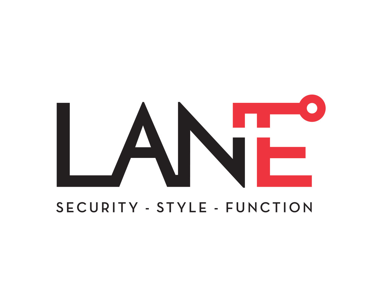Lane packaging logo