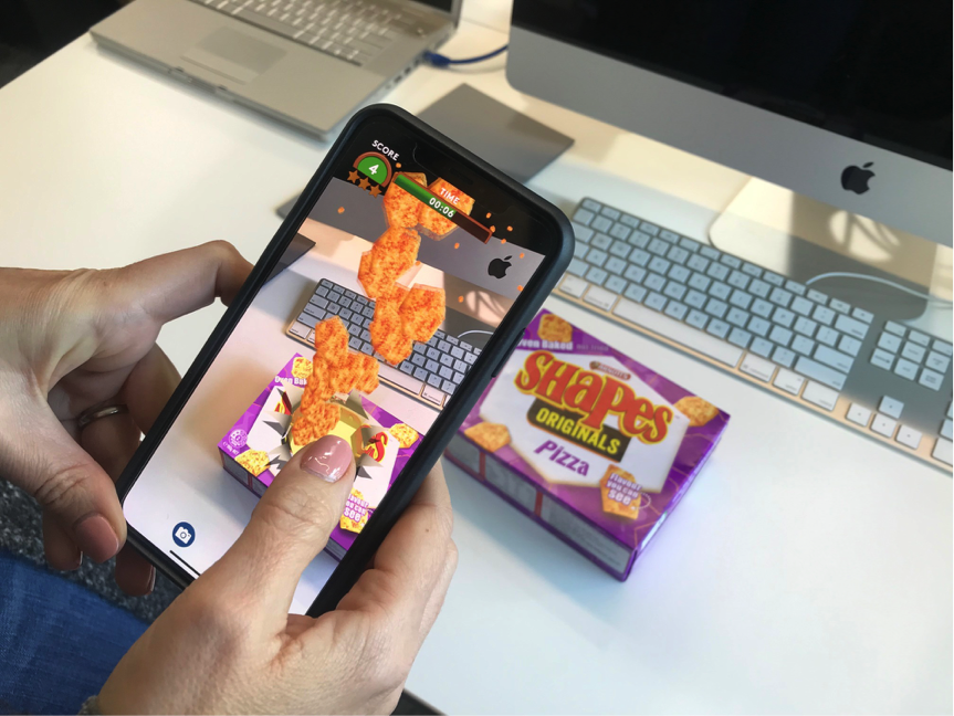Augmented Reality – gimmick or powerful marketing tool?