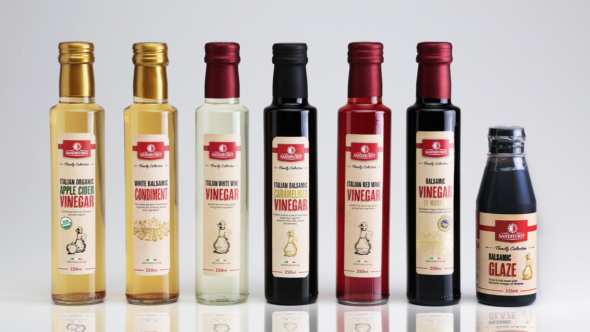 Mela-Creative Sandhurst vinegar