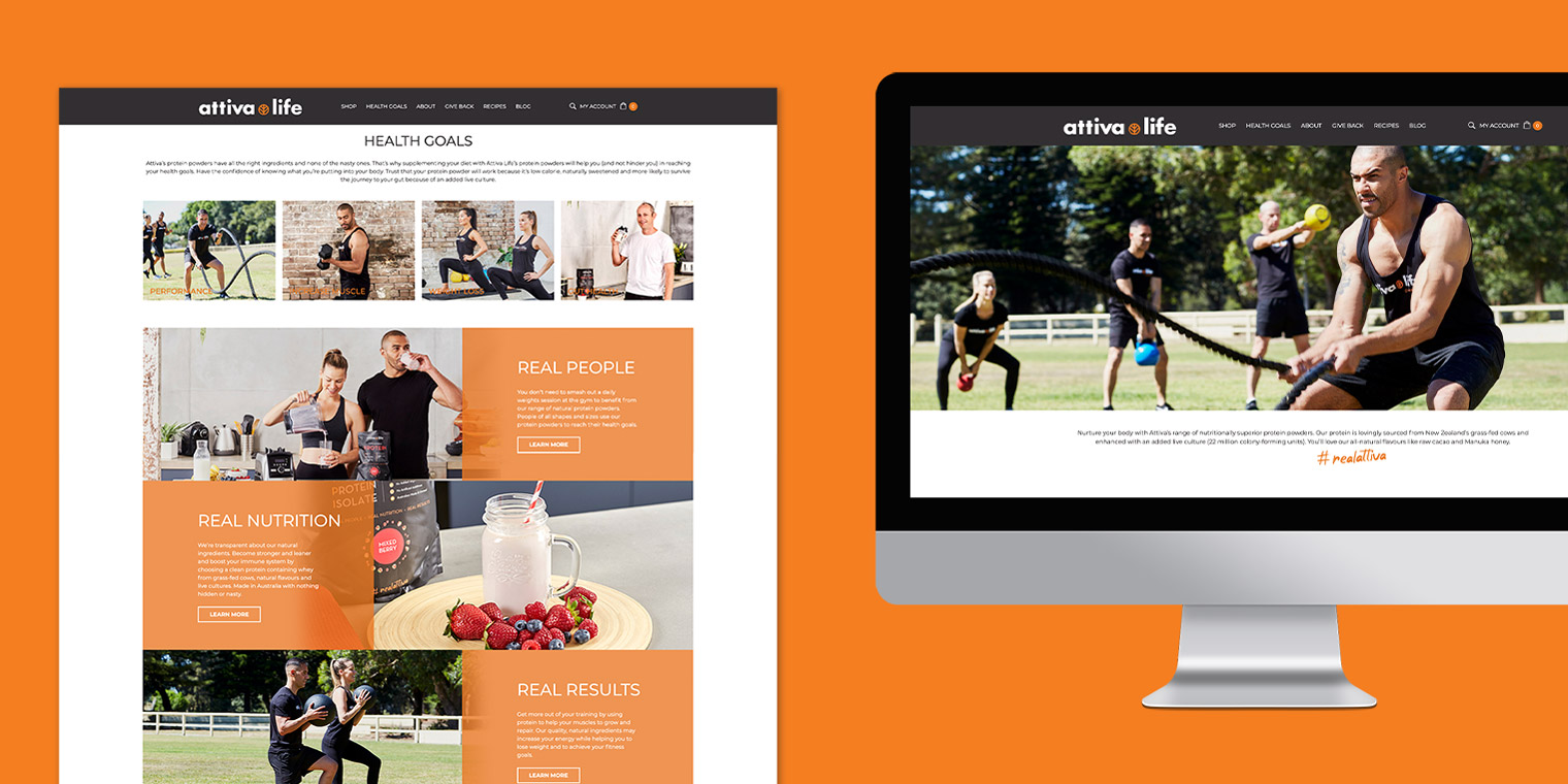 Attiva-Life-Mela-Creative-Website-brand e-commerce